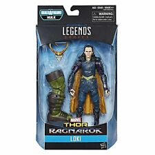 NEW HASBRO MARVEL LEGENDS SERIES THOR RAGNAROK LOKI FIGURE C1801