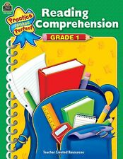 Reading Comprehension Grade 1 (Practice Makes Perfect, Teacher Created Resources