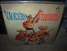 FIREBALLS vaquero ( rock ) top rank mono