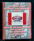 1997-98 Kraft Hockey Complete Factory Set with Album WORLD'S BEST COLLECTORS