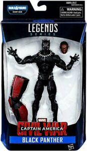 Marvel Legends Black Panther Civil War Giant Man Wave Chadwick Boseman 2015