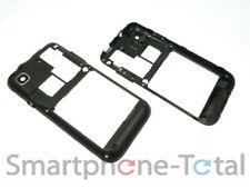 Samsung Galaxy S i9000 gt-i9001 cover marco lente cámara negro