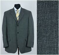 G17241TJ Vente Gibson London vert et prune laine blazer Style