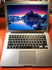 "2014 MacBook Air 13"" 1.7ghz i7/8gb Apple Care-Microsoft- Final Cut Pro - Logic"