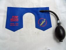 New KLOM Blue (U) Air Pump Wedge, PDR, Paintless Dent Removal Free Shipping