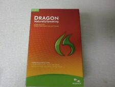 Nuance Dragon Naturally Speaking 12.0 Home K409A-G00-12.0 - New