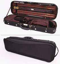 Limited Edition! Professional Enhaced Wooden Violin Case/4/4 Szie Violin Case