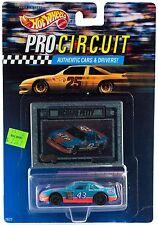 Hot Wheels Pro Circuit 1/64 Richard Petty #43 STP New On Card 1992