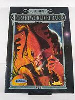 """Warhammer 40K Codex """"Craftworld Eldar"""" ~ 2000 Games Workshop"""
