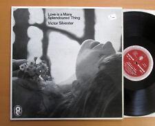Victor Silvester Love Is A Many Splendoured Thing World Stereo NM Vinyl TP616