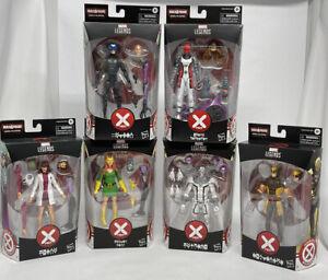 """Marvel Legends X-Men 6"""" Figure BAF Tri-Sentinel Wave Set of 6 IN STOCK"""
