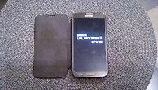 Samsung Galaxy Note II GT-N7100 - 16GB - Marble Blue (O2) Smartphone