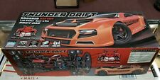 Redcat Racing Thunder Drift 1/10 Scale Belt Driven On Road RC Car