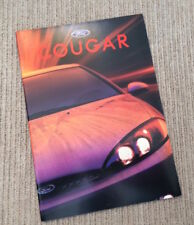 Ford Cougar Brochure - 1998 - French