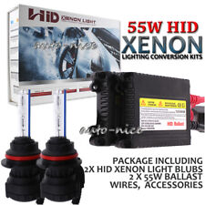 55W Super Slim Xenon HID Conversion KIT H1 H3 H7 H10 H11 H13 9004 9005 9006 9007