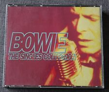 David Bowie, the singles collection, 2CD