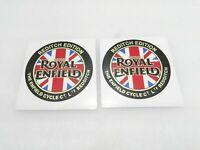 "Neues Royal Enfield Golden Sticker Set / Paar ""REDITCH EDITION"" (ladysacura)"