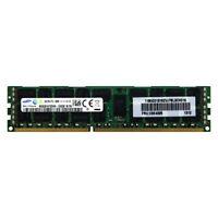 Lenovo Genuine 8GB 2Rx4 PC3-12800R DDR3 1600MHz 1.5V ECC REG RDIMM Memory RAM