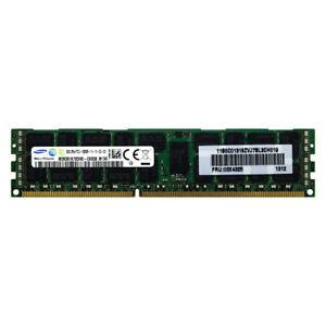 Lenovo Genuine 8GB 2Rx4 PC3-12800R DDR3 1600 MHz 1.5V ECC REG RDIMM Memory RAM