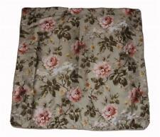 Ralph Lauren YORKSHIRE ROSE Shabby Floral EURO Sham Cord Border NIP $135 DISC