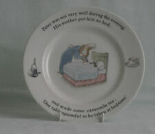Peter Rabbit British Wedgwood Porcelain & China