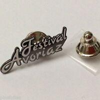 Pin's Folies *** Badge Demons  Merveilles Cinema Festival Fantastique Avoriaz