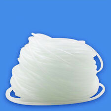 4MM FLEXIBLE AIRLINE TUBING AQUARIUM FISH TANK POND PVC HOSE PIPE TUBE 5m Long