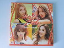 CD BESTie HOT BABY digipack  1 ST mini album made in Koréa corée 2014