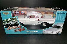 Ertl American Muscle American Graffiti 1958 Impala 1:18 Diecast