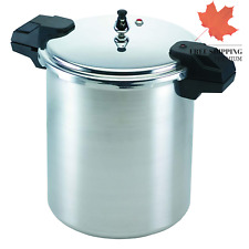 T-fal 92122C 22 quart Pressure Cooker Small Silver 🇨🇦 FAST & FREE