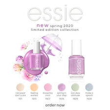 Essie Spring 2020 Limited Collection Nail Polish Full 6 pcs #1606 - 1611 0.46oz