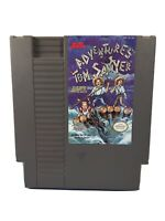 Adventures of Tom Sawyer Nes (Nintendo Entertainment System, 1989) Cart Only