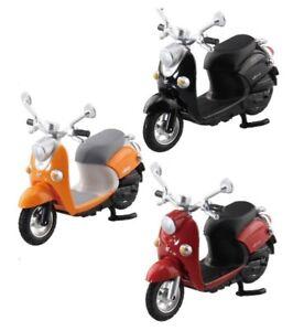 1/32 YAMAHA  Vino Collection Gacha 3figure set  gacha scooter