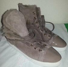 Desigual Schuhe Winter mit Fell Gr.39 /</</</<