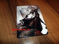 Assassin's Creed Steelbook III NEW  - PROMO - ULTRA RARE !