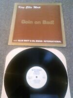 * SIGNED * KING ELLIE MATT & GIL BRASS INTERNATIONAL - GOIN ON BAD! LP N. MINT!!