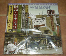 WEEZER MFSL Lion and the Witch 3000 Made LP VINYL SEALED Mobile fidelity MFSL