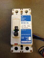 WESTINGHOUSE FDB2030 30amp 600volt 2 Pole Breaker Auxiliary Contact A2x1pk Sw