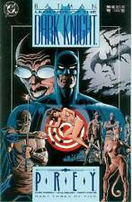 Batman: Legends of the Dark Knight # 13 (paul Gulacy) (proie part 3) (états-unis, 1990)