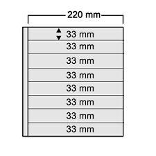 SAFE Compact A4 - Einsteckblätter 10 Stück Art.-Nr. 458