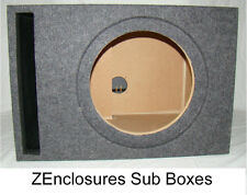 JL Audio 13W7 Ported Sub Box Subwoofer Box With RECESSED Subwoofer Mounting