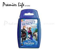 Disney Frozen Moments Top Trumps Card Game