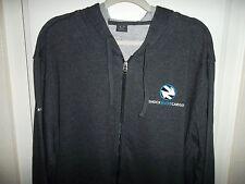 Oakley Kosher Fleece Sweatshirt Hoodie Jacket X Large Zipper ShockWave Cargo $60