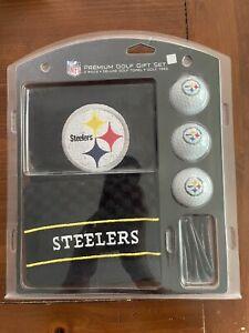 Team Golf NFL Gift Set Embroidered Golf Towel, 3 Golf Balls, and 13 Golf Tees