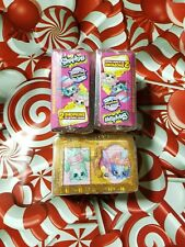 Lot of (2) Shopkins World Vacation Series 8 Asia 2pk Blind Bag + get a 3rd free!