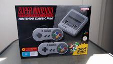 Super Nintendo SNES Classic Mini + 235 TOP GAMES