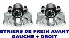 2 ETRIER FREIN AVANT (DROIT+GAUCHE) VW TOURAN 1.6 FSI 115CH