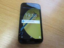 Motorola Moto E XT1524 - 8GB - Black (Unlocked) 2nd Gen - Used - D6136