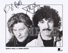HALL and OATES signed 8x10 Autograph RP - Rich Girl - Free Shipping!!