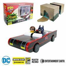 SDCC 2019 EE Exclusive: Batman - Classic TV Series Batmobile & Batcave Pin Mates
